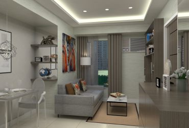 View 1 Bedroom floor plan