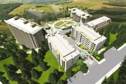 Architect's Perspective of Moldex Residences Baguio