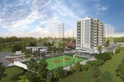 Architect's Perspective of Moldex Residences Silang