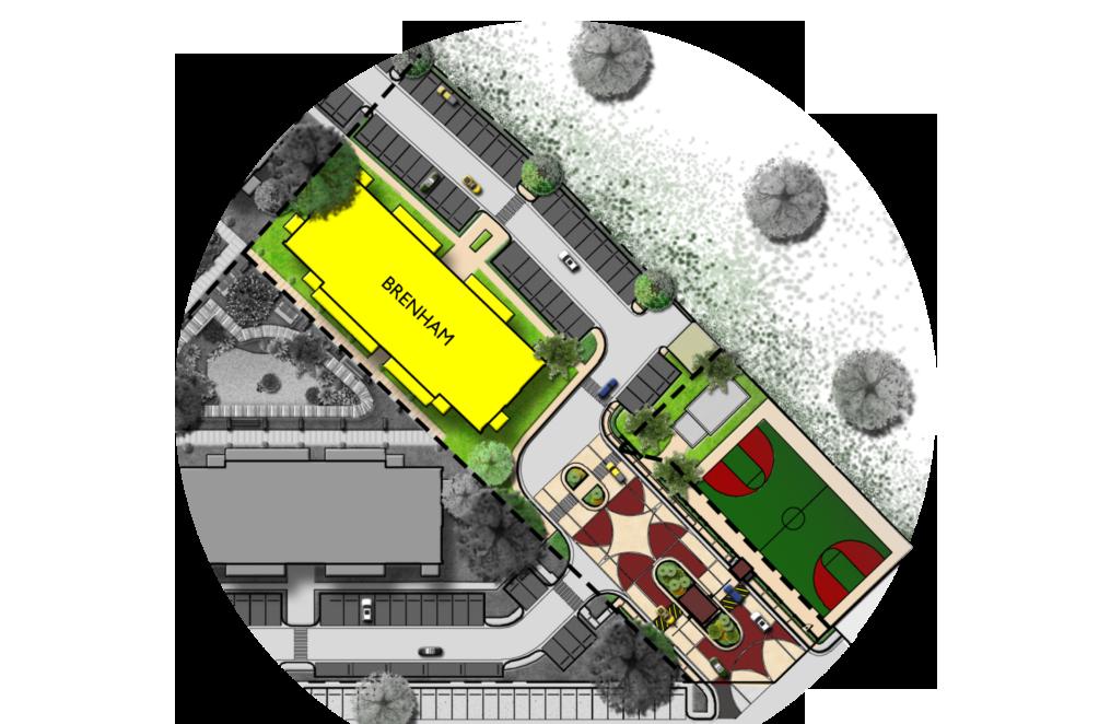 Site Development Plan for Moldex Residences Silang