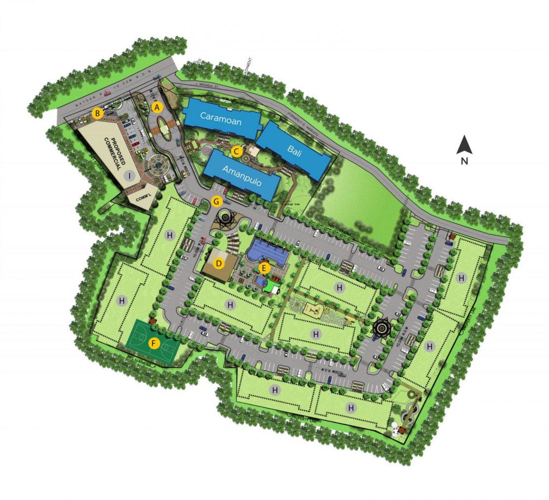 Site Development Plan for Moldex Residences Valenzuela