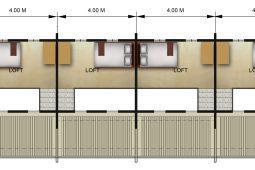 32 Loft plan