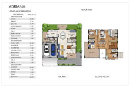 Adriana Floor Plan