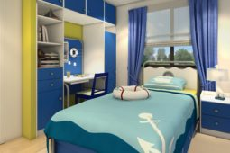 Architect's Perspective of Bedroom 2