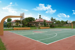 MGTM basketball court