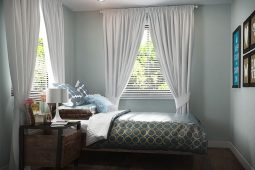 Blanche | Architect's Persperctive of Bedroom 2