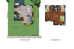 Dawn Model House Floor Layout