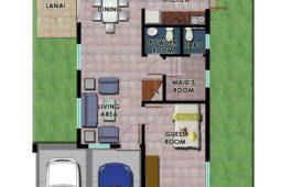 Candice Model House - Ground Floor
