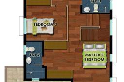 Candice Model House - Second Floor