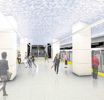 Metro Manila  Subway project finally gets  underway