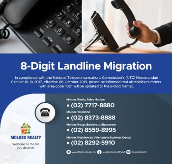 8-Digit Landline Migration