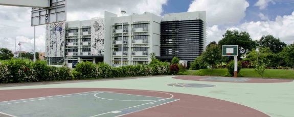 MGSE - Basketball Court & FEU