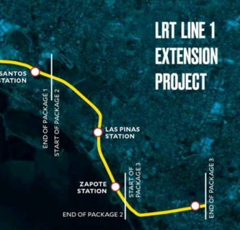 LRT 1 Cavite Extension to make Moldex Realty Heritage Homes Affordable Communities in Cavite ideal real estate investments for first-time homebuyers