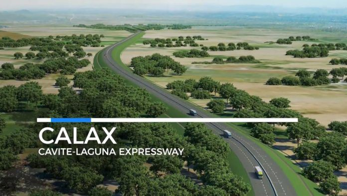 Cavite-Laguna Expressway (CALAX) brings faster travels to Moldex Realty residential development residents in Cavite & Laguna