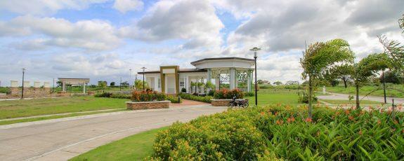 Pavilion Drop-Off Area