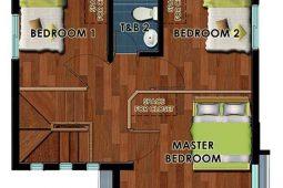 Avery - Second Floor Plan