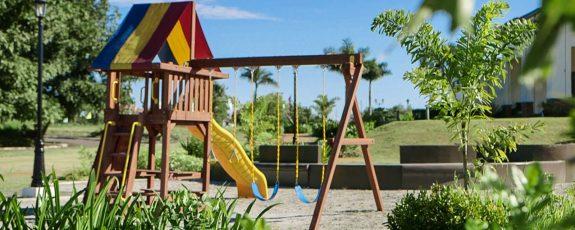 Actual Photo of Children's Playground