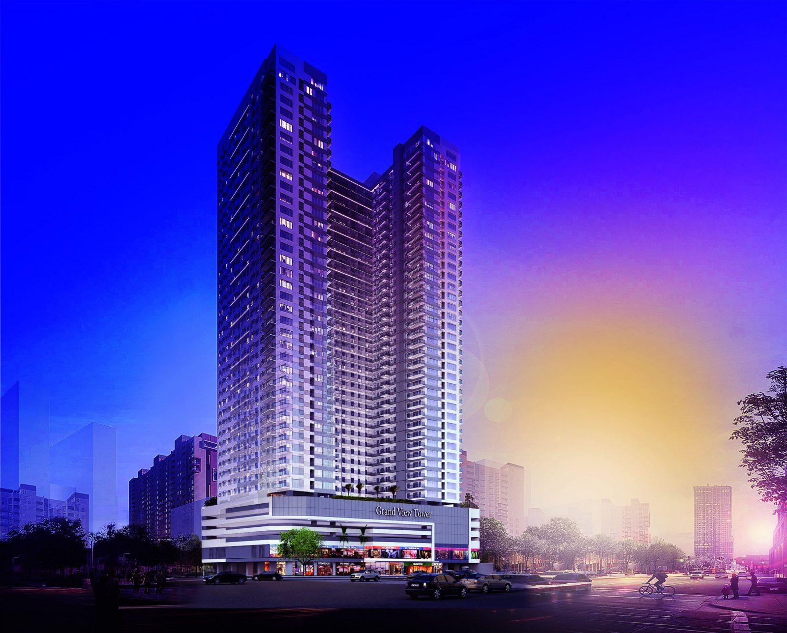 Grand View Tower – A prime condo home near Makati CBD & Manila Bay Area