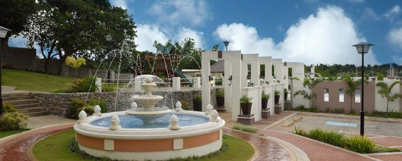 MetroGate Centara Tagaytay - Fountain Well