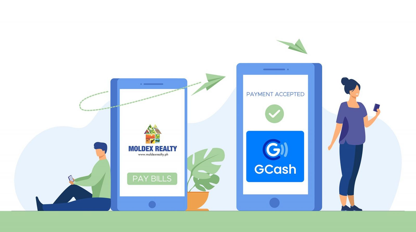 Paying your Moldex Realty property bills just got easier with G-Cash